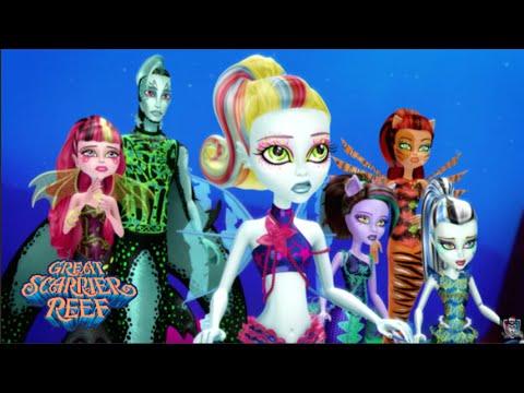 Monster High: Great Scarrier Reef | Monster High