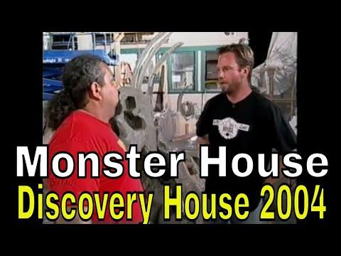Monster House - Discovery Frat House Full EPISODE.