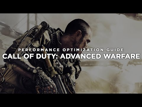 Call of Duty Advanced Warfare - How To Fix Lag/Get More FPS and Improve Performance