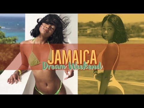 JAMAICA TRAVEL VLOG♡ Dream Weekend 2018   Family Reunion