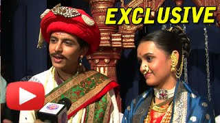 Parna Pethe & Alok Rajwade As Rama Madhav - Exclusive Interview - Music Launch