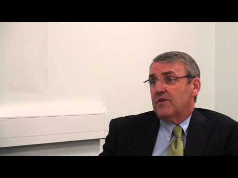Kevin Murray, Chairman of the Good Relations Group interview at UWE