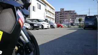 aprilia RS50 試乗
