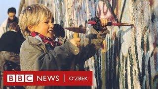 Берлин девори қулашининг 30 йиллиги: У нега қулаганди? - BBC Uzbek