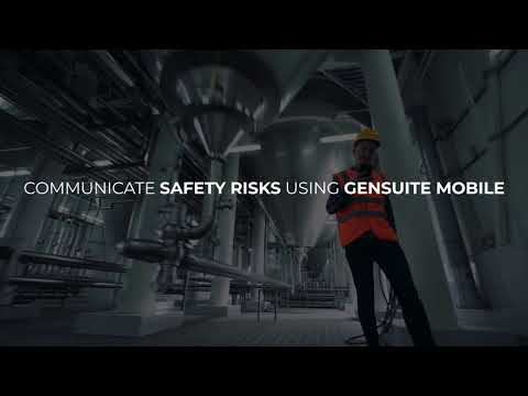 WHY GENSUITE FOR SAFETY PROGRAMS & PROCEDURES?