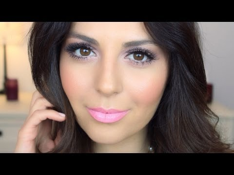 Daytime Party Makeup Tutorial: Naked 3 Palette   Sona ...