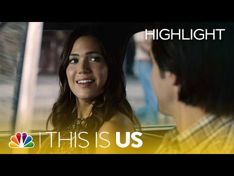 "Rebecca Sings ""Invisible Ink"" to Jack - This Is Us (Episode Highlight)"