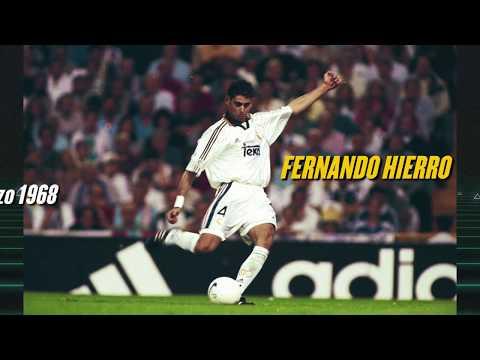 FERNANDO HIERRO EX FUTBOLISTA  TIGO SPORT RETRO   HD