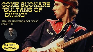 Sultans Of Swing tutorial (1a parte)