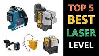 Top 5 Best Laser Level 2018