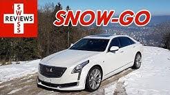 Cadillac CT6 - Preiswert aber nicht billig