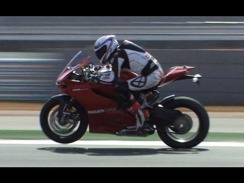Indomptable, la Ducati 1199 Panigale R ?