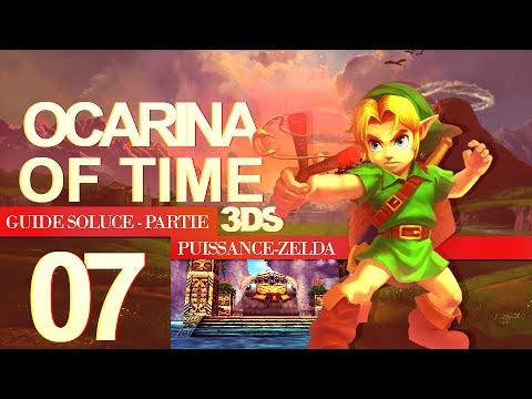 Soluce Ocarina of Time 3D – Étape 7 : Le ventre de Jabu-Jabu