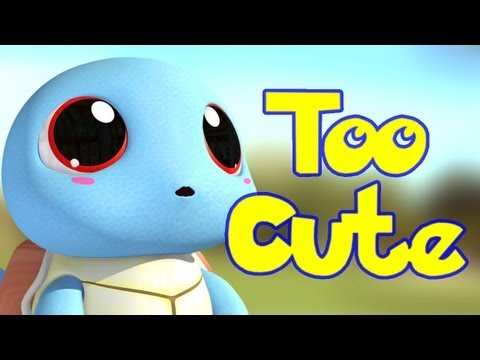 Too Cute: Pokémon