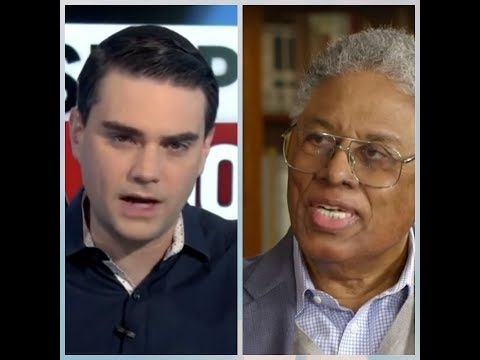 Watch full interview!!  Ben Shapiro with Thomas sowell..
