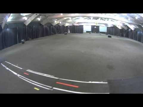 Drone in Expo center