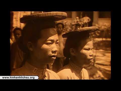 Phim tài liệu: Huấn luyên Lính tập thời Pháp thuộc
