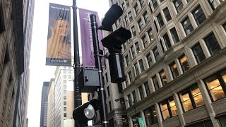 Red Light Cameras Installed On Michigan Avenue