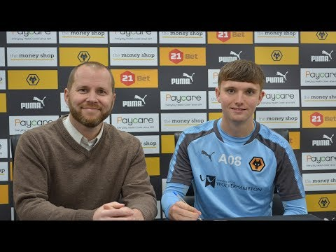 Watt Signs Professional Contract