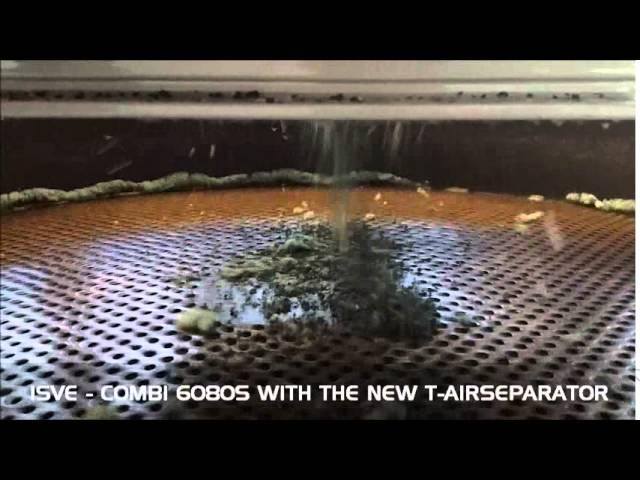 ISVE - THE NEW T-AIRSEPARATOR