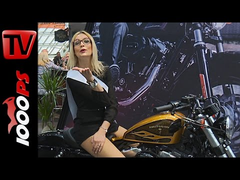 Harley-Davidson Salzburg Shop | Motorrad Linz 2016