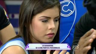 """Combate """"Pulso"""" mujeres"""