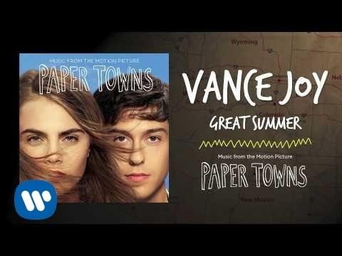 "Vance Joy ""Great Summer"" [Official Audio]"