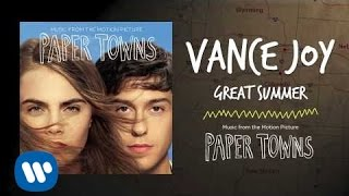 "Vance Joy ""Great Summer"" [Official Audio]"