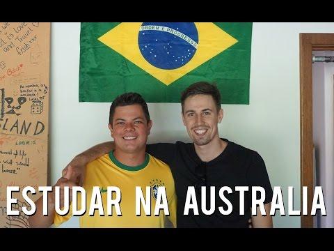 Entrevista com um estudante Brasileiro em Adelaide - Australia