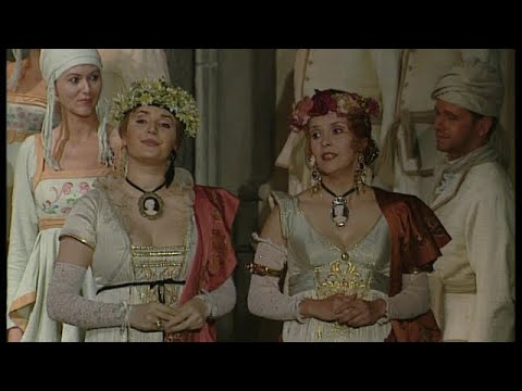 MOZART - COSI' FAN TUTTE (1790) With Double Subs It-Eng