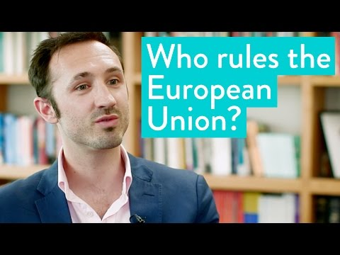 Who Rules The European Union?
