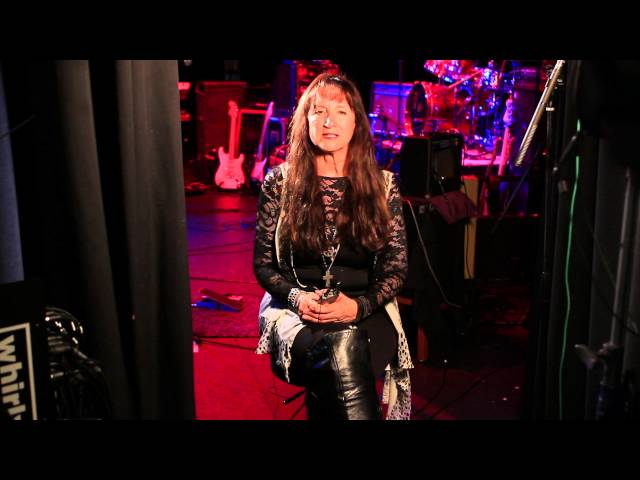 """""""Diane Adams"""" from """"Diane & The Deductibles"""" Interviews for Rock 'n Blues at The Library"""