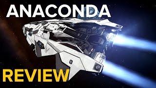 should you buy a anaconda elite dangerous anaconda review