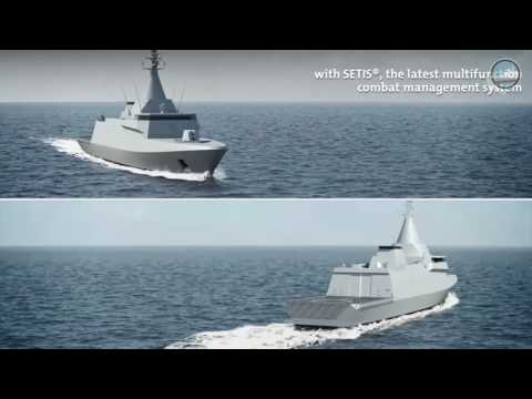 DCNS exhibiting at LIMA 2017 in Langkawi, Malaysia
