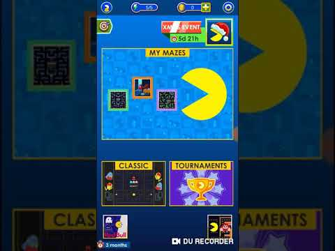 PAC-MAN 7.0.9 Unlimited Lives FREE Mod (ONLINE) [Android]