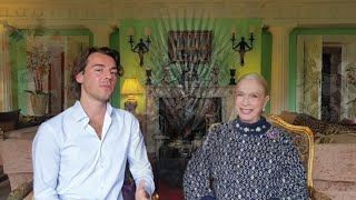 Chatting with Lady C(olin Campbell) - Meghan's Transexualism, Mulroney Scandal, Leo a Real Prince