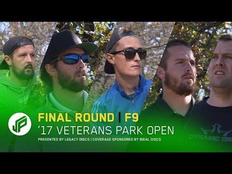 2017 Veterans Park Open | Final Round, Part 1 | McMahon, Seaborn, Hatfield, Knight, Hannum