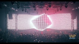 LED NET Show White Party Bangkok by Tarek Del Moreno 4K