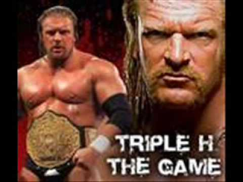 Triple H - The Game - Entrance Music