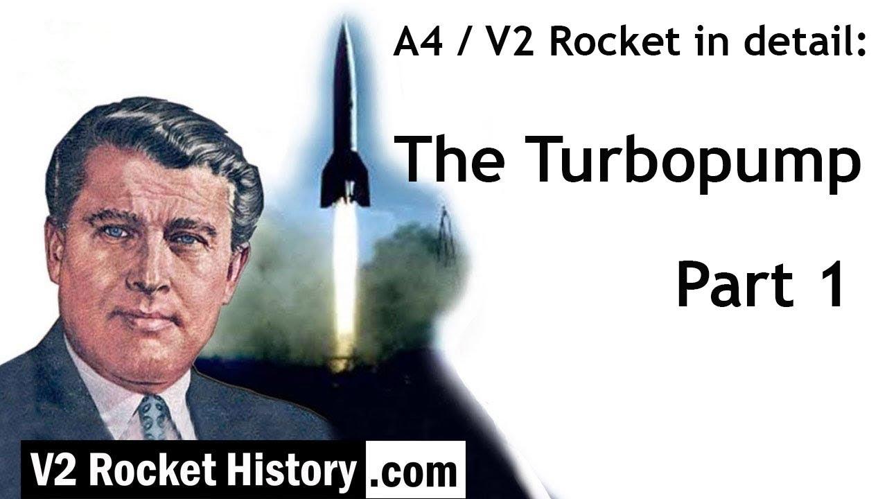 Download A4 / V2 Rocket in detail: Turbopump