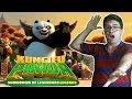 Kung Fu Panda: Showdown of Legendary Legends - PC, Xbox, Playstation - UM TORNEIO DE LENDAS