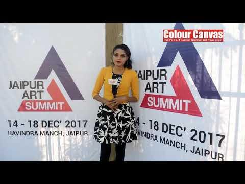 Jaipur Art Summit'17 - Tour with Colour Canvas
