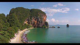 Beautiful Thai Beaches - Krabi - GoPro and DJI Drone