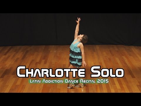 "Charlotte Solo - ""Latin Addiction Recital 2015"" - 720p"