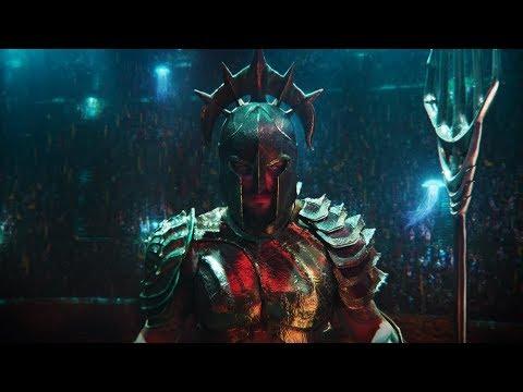 Aquaman Vs Orm. The Ring Of Fire | Aquaman [4k, IMAX]