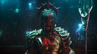 Aquaman vs Orm. The Ring of Fire | Aquaman [4k, IMAX]
