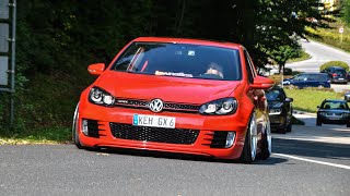 Volkswagen GTI Compilation Wörthersee 2020 | Bangs, Accelerations, Sounds, ...