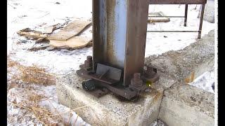 видео металлоконструкции