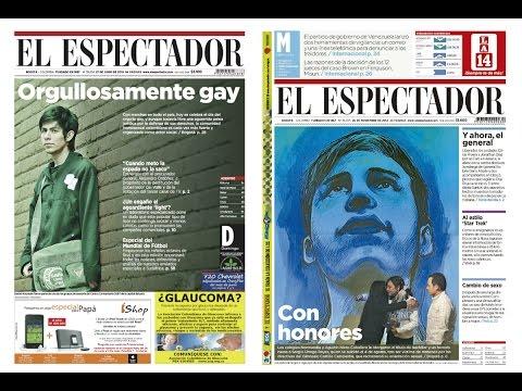 Las conquistas de los LGBT en doce portadas de El Espectador