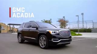 2018 Acadia: Connectivity Overview | GMC